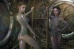 Roselyn-Fantasy skin