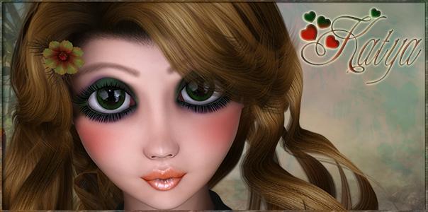 Character Katya