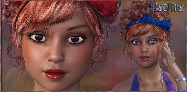 Character Carlita